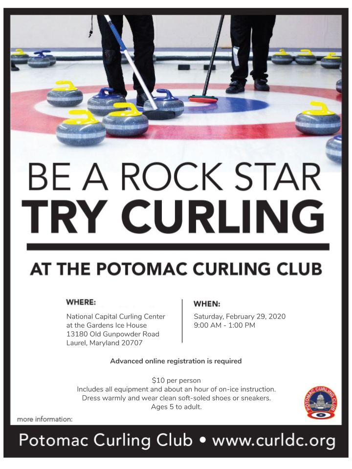 Try Curling Flyer